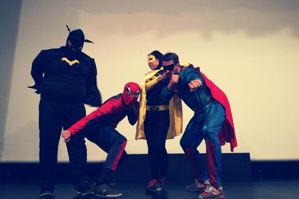 7 – Reset of Superheroes (working title)